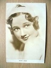 Film Actresses Postcard- ARLINE JUDGE (Film Weekly No.2, London)