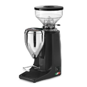 NEW Quamar Q50E Electronic Flat 54mm Coffee Grinder RRP $895.00