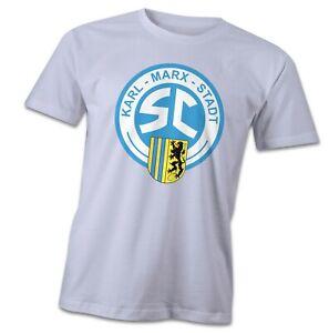 SC Karl Marx Stadt T-Shirt, DDR, East German sports club, retro sports tee