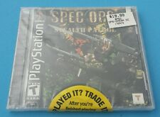 Spec Ops: Stealth Patrol PlayStation One PS1 Brand New Factory Sealed