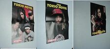 B101 TOKIO HOTEL '2007 BELGIAN CLIPPING