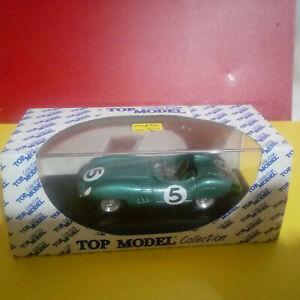 Modellino DIE CAST Top Model TMC114 Aston Martin DBR1 1959 N°5 1/43