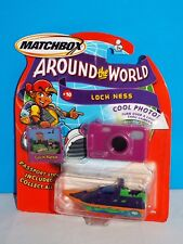 Matchbox Around The World Series #10 Rescue Boat Loch Ness Cool Photo