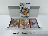NEW Bandai Battle Spirits Official Collaboration Sleeve Digimon [PB-07] Japan