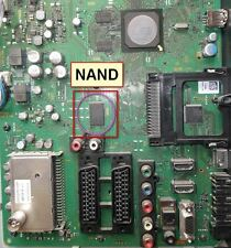 NAND FLASH NAND512W3A KDL 32P3600 37P3600 40P3600 IC4701 SONY EX2N