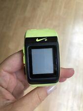 Nike + (plus) TomTom Run Watch Yellow