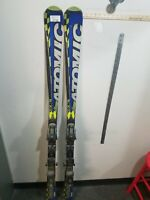 Atomic Supercross Skis With Bindings Atomic Size 168cm
