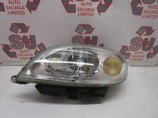 Citroen Saxo 1999-2004 n/s near passenger left head light lamp 9636331980