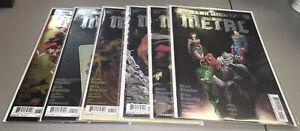Dark Nights Metal #1-6 DC Foil + Tie-ins 1st Print Complete Run Scott Snyder
