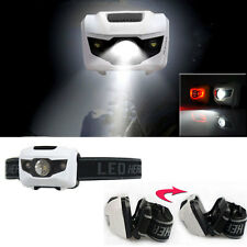 Waterproof 3000LM Headlamp R3+2 LED Headlight 4 Modes AAA Head Torch Lamp Light