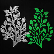 Branch leaves Metal Cutting Dies for DIY Scrapbooking Album Cards Making DecoXW