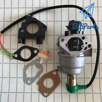 Carburetor Carb With Solenoid Fits Honda GX340 GX390 11HP 13HP Engine Generator