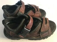 Frye Backwater Men's Leather Buckle Hiking Sandals Size 8D