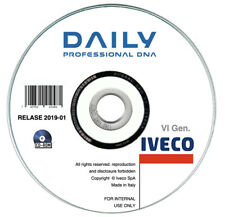 Iveco Daily (2014-2020)  manuale officina riparazione su cd