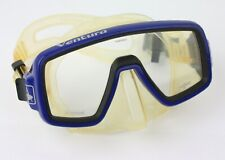 Ventura Blue Silicone Snorkel And Diving Mask Technisab In Blue SeaQuest