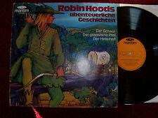 Robin Hoods abenteuerliche Geschichten  Folge 1    Maritim  LP