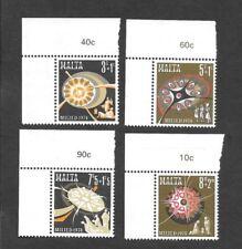 Decimal Superb 4 Number European Stamps
