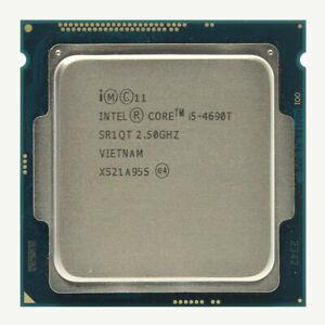 Intel Core i5 4690T CPU Quad-Core 2.5GHz 6M 45W SR1QT LGA 1150 Processor