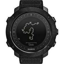 SUUNTO TRAVERSE ALPHA STEALTH TEXTILE STRAP MEN'S WATCH - SS022469000