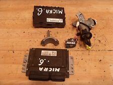 Nissan Micra K12 Motorsteuergerät MEC32-020 J45418 (6)*