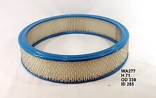 Wesfil Air Filter fits Ford Falcon XA to XY 1966-1981 WA277 A277/A237