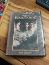 DVD Pearl Harbor Two Disc Set 60th Commemorative Edition excellent condition