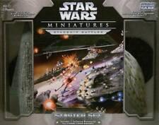 Star Wars - Miniatures Starship Battles - Starter Set - Wizards - SEALED *CC*