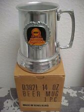 1995 NBA Champions Commemorative Souvenir HOUSTON ROCKETS 14oz Beer Metal Mug