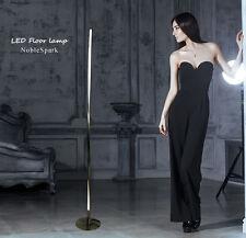 55'' LED Floor Lamp PSK001L Contemporary Modern white new  design living bedroom