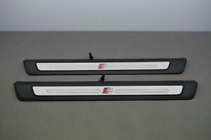 AUDI Q5 FY S-Line Door Entry Step Sills OEM 80A947418 80A947417