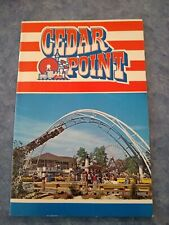 6x9 - 24 pages - CEDAR POINT Amusement Park Souvenir Book 1977 Sandusky, OH