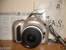 NIKON PRONEA S QUARTZ DATE~PANORAMA APS FILM CAMERA~IX NIKKOR 30-60MM LENS 1AG12