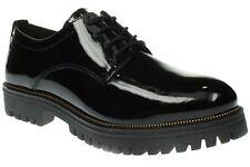 Elegante Damen-Schnürschuhe aus Echtleder normale Weite (E)