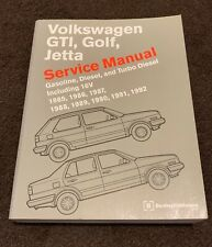 Empi Robert Bentley Official Service Manual For Volkswagen T25 T3 ...