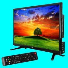 Camping LED TV 24 Zoll Xoro 2446 HD DVB-T2 ✔DVD ✔SAT ✔DVB-C ✔USB ✔PVR ✔12V ✔ Ci+
