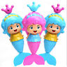 Baby Kids Mermaid Clockwork Dabbling Bath Toy Classic Swimming Water Wind Up、 Pg