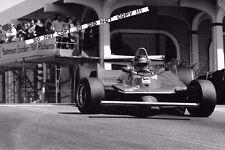9x6 Photograph , Gilles Villeneuve, Ferrari 312T5 , US GP West,Long Beach 1980