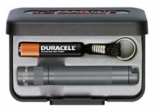 Maglite Solitaire Led-Taschenlampe titangrau Nr. J3A092 in Geschenkbox