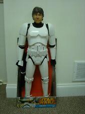 """2014 Jakks Pacific Star Wars Han Solo in Stormtrooper Armor 31"""" figure"""