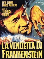 The Revenge of Frankenstein (1958) * Peter Cushing * Region 2 (UK) DVD New