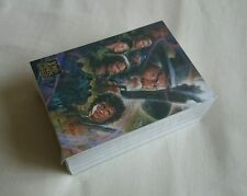 Topps Lord of the Rings Masterpieces Series II Complete Trading Card Set