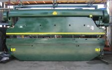MERCURY 16' PRESS BRAKE MODEL 6514 BACKGAGE~ONTARIO, CALIF.~VERSON~CHICAGO
