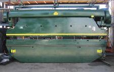 MERCURY 16' PRESS BRAKE MODEL 6514 BACKGAGE~ONTARIO, CALIF.~VERSON~CHICAGO