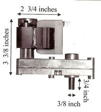 C-E-010 – Is this the best 4 RPM Auger Motor for your Breckwell Pellet Stove?