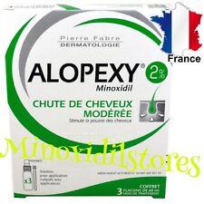 ALOPEXY 2 % Minoxidil Traitement Anti Chute Perte Repousse Cheveux Femme & Home