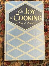 Vintage The Joy Of Cooking By Irma S Rombaur HC 1943
