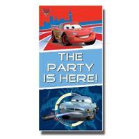 165cm Disney Cars 2 Party Plastic Door Poster Decoration