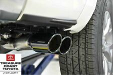 NEW TOYOTA TUNDRA 2017-2020 BORLA STAINLESS STEEL EXHAUST SYSTEM WITH BLACK TIPS