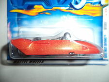 HOT WHEELS OUTSIDER 2001 FIRST EDITIONS 18/36 NEW ON CARD VJ TAMPO VARIATION