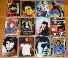 Breygent Woodstock Generation Rock Posters Metallogloss Individual Cards or Set